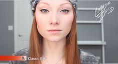 Classic Bar  How To Apply Eye Makeup, tutorials, and makeup tips at Makeup Tutorials.   #makeuptutorials   makeuptutorials.com