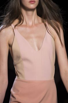 Because when it's Fall/Winter in NYC it's Spring Summer some where...;-)_Narciso Rodriguez SS 2015