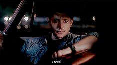 11 Reasons Dean Winchester is the Perfect Man Dean Winchester Supernatural, Supernatural Bloopers, Supernatural Tattoo, Supernatural Imagines, Supernatural Wallpaper, Winchester Boys, Supernatural Funny, Dean Winchester Imagines, Smallville