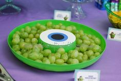 monsters university Birthday Party Ideas | Photo 4 of 18 | Catch My Party