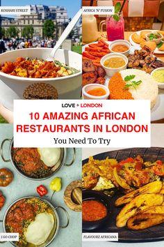 London Tips, London Food, Moroccan Breakfast, South African Braai, Okra Stew, Moroccan Restaurant, Jollof Rice, Food Spot, Restaurant Offers