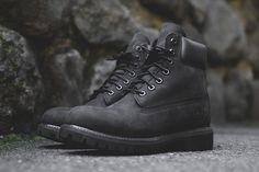 timberland-boot-triple-black-2 | Sneaker Freaker