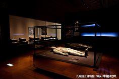 誕生!中国文明@九州国立博物館 mirrored plinth base