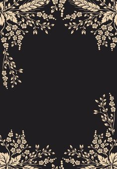 Flowery Wallpaper, Flower Background Wallpaper, Flower Backgrounds, Background Patterns, Pastel Wedding Invitations, Wedding Invitation Background, Wedding Invitation Envelopes, Best Theme For Android, Cartoon Template