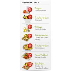 Bei Diät Pro könnt ihr euch mit Hilfe unseres Diät Pro Wochenplans Ideen und Tips für die Einteilung eurer Mahlzeiten holen. Hier einmal ein Tagesbeispiel. Die Rezepte findet ihr teilweise hier auf unserem Account oder auf unserer Website (siehe Bio). #diaetpro #diätpro #lowcarb #abnehmen2016 #abnehmen #weightloss #gesundabnehmen #sport #workout #fitness #fitgirl #diät #foodlover #diätplan #abgerechnetwirdamstrand #eatclean #cleaneating #gesundleben #gesundessen #healthy #healthylifestyle…