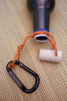 Tethered Cork Stopper