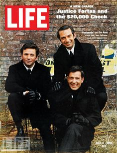 Life Magazine | Peter Falk, John Cassavetes and Ben Gazzara (Husbands, 1970)
