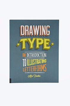 """Buch """"Alex Fowkes Typography"""""""