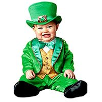 Look what I found on Green Leprechaun Dress-Up Set - Infant & Toddler by InCharacter Costumes Irish Costumes, St Patrick's Day Costumes, Cute Costumes, Baby Costumes, Costume Ideas, Awesome Costumes, Holiday Costumes, Adult Costumes, Baby Halloween Costumes For Boys