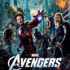Avengers Cage | 50 Life-Changing Nicolas Cage Photoshops That Prove He's A National Treasure