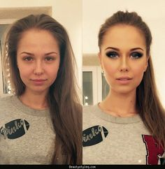 Makeup pictures before and after - http://beautystyleq.com/makeup-pictures-before-and-after.html