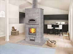 Embrace the Cold this Winter with a Tulikivi, a Natural Way of Heating and Cooking