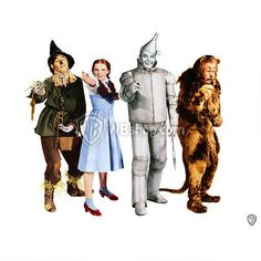 The Wizard Of Oz: Publicity Still Photo From The Wb Photo Collection from Warner Bros.$24.95