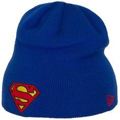 New Era Reverse Hero Beanie Superman ★★★★★