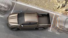 Renault ALASKAN - parking radar in azione