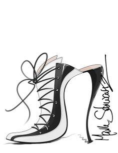 129 Besten Schuhe Gezeichnet Bilder Auf Pinterest Shoe