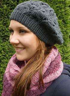 Cute Hat! And the Pattern is Free