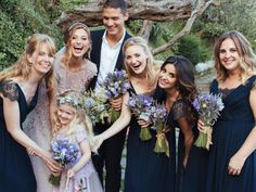 5 Insanely Gorgeous Photos From Aly Michalka's Wedding You Haven't Seen Yet | Photo by: Elliot Ross Studio | TheKnot.com