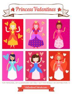 valentine free printable cards pdf