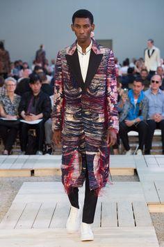 Alexander McQueen | Menswear - Spring 2018 | Look 34