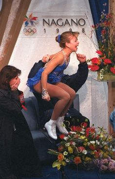 No, seriously, Tara Lipinski. | 24 Reasons You Were Obsessed With Women's Figure Skating In The '90s