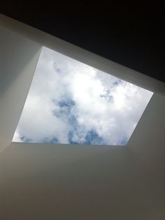 An opening to the Heavens (Modern Skylight)