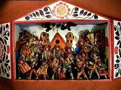 http://en.wikipedia.org/wiki/Peruvian_retablo