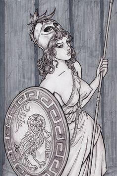 Weekly Warrior Women 16 by dpdagger.deviantart.com on @deviantART