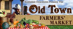This lively market features local growers and specialty food producers, Be ready to find a wide variety of organic, and pesticide free produce. Date: Saturdays  Hours: 8am-1 pm  Location: Brown Ave, and 1st. S, Scottsdale, AZ