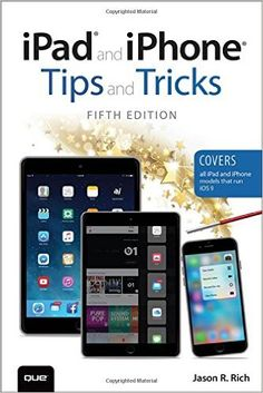 iPad and iPhone Tips and Tricks PDF