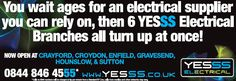 YESSS Electrical uses Transport Media to Showcase New Branches http://www.transportmedia.co.uk/transport-media-outdoor-advertising/press/yesss-electrical-uses-transport-media-to-showcase-new-branches-20130925/5779