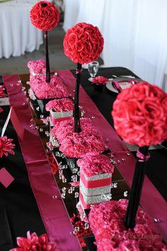 Reception Ideas Gallery - Dahlia Floral Design