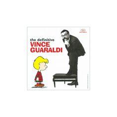 Vince guaraldi - Definitive vince guaraldi (CD)