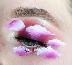 Cloud makeup #makeup