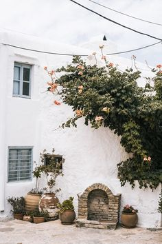 DAYS OF CAMILLE: TRIP IN GREECE : LES CYCLADES - NAXOS