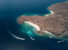 Pink Beach Komodo Island is a pink sand beach that's a serious contender for one of the most beautiful beaches in the world. Komodo Island, Pink Sand Beach, Mountain Hiking, Beaches In The World, Most Beautiful Beaches, Snorkeling, Waterfall, Explore, Adventure