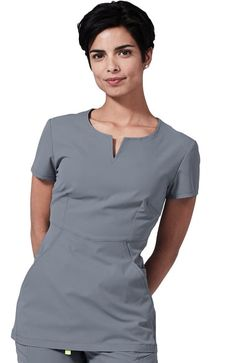 Women's Clothing Independent Medical Scrub Men Women Top Tunic Uniform Nurse Hospital Tops Medical Vest 2019 New Fashion Style Online
