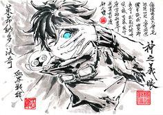 「血界戦線」/「極限の道」のイラスト [pixiv] Leonardo Watch   Kekkai Sensen