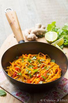 One-Pan Pasta façon Thaï