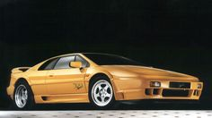 1993 Lotus Espirit Sport 300 - The ultimate 4-cylinder Esprit, the Sport 300 was powered by a turbocharged 2.2L motor that made 302 hp and 287 lb-ft of torque (on 98 octane fuel). This 2,740 lb. sports car could do 0 to 60 mph in 4.7 seconds, achieving a top speed of 168 mph.