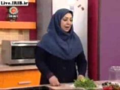 02 12 2012  پوران دخت نمیرانیان ترشی بادمجان وشور مخلوط2