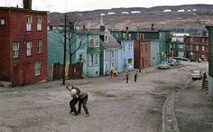Fred Herzog, le Canada en Kodachrome