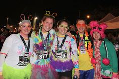 Glow Runners in St. Louis, MO!