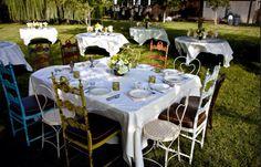Tanis and kent - wedding seating