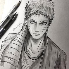 20min messy Naruto sketch :) yesterday's fight was lit!! probably gonna draw something for Sasuke and Naruto again soon  And sorry for posting only these kind of simple sketches lately! because of my school I really don't have time to draw anything better :( #naruto #uzumaki #sketch red source;pinterest, cr to the artist