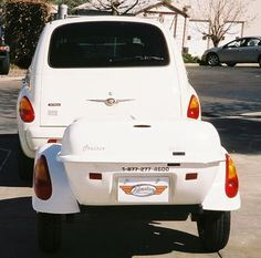 PT Cruiser LINKS .com ... Sleek new trailer debuts for the PT Cruiser