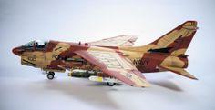 A-7E Corsair II 1/48 Scale Model
