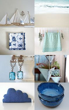 A Trip to the Sea by Jenny on Etsy--Pinned with TreasuryPin.com