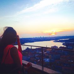 I am in love with Istanbul