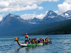 Montana Dragon Boat Race